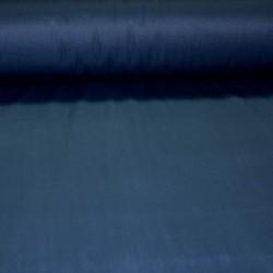 Stoff Samt Velvet UNI dunkelblau