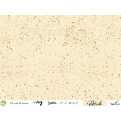 BIO Modal Sweat Stoff Goldstaub - Lillestoff