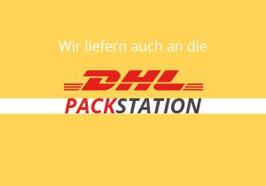 Lieferung Packstation